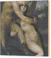 Spranger, Bartholomaeus 1546-1611 Wood Print