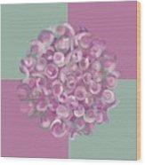 Spreeze Rose Wood Print