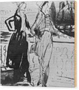 Sprinchorn Women, 1914 Wood Print