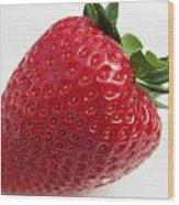Spring 2013 Strawberry Wood Print