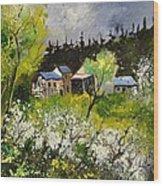 Spring 454140 Wood Print
