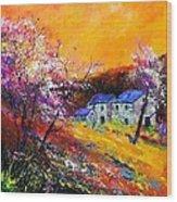 Spring 883111 Wood Print