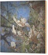 Spring Fancies 5 Wood Print