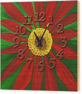 Spring Forward Wood Print