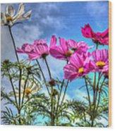 Spring In Full Swing Wood Print