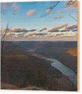 Spring Lake Wood Print