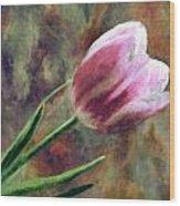 Spring Love Xvii Wood Print