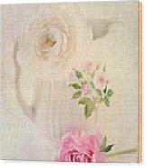 Spring Romance Wood Print by Darren Fisher