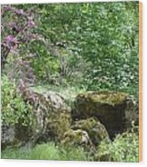Spring Sanctuary Wood Print