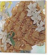 Spring Vintage Hat Wood Print