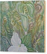 Spring's Awakening 2 Wood Print