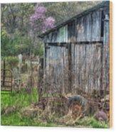 Springtime Wood Print