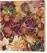 Springtime Melody Wood Print