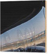 Sr22 Reflection II Wood Print
