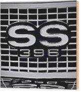Ss 396 Wood Print
