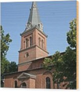 St. Anne's Episcopal Church Wood Print