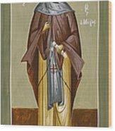 St Anthony Wood Print