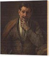 St. Bartholomew Wood Print