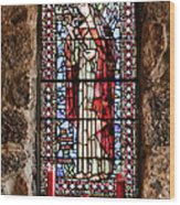 St. Catherine Of Siena Wood Print