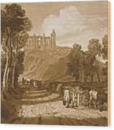 St Catherines Hill Near Guildford Wood Print