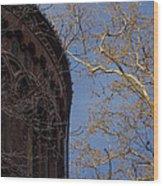 St Clements Church Wood Print