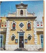 St. Francis Xavier Chapel Macau Wood Print