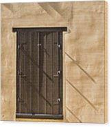 St. George Street Building Wood Print
