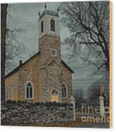 St. James Anglican Church Wood Print