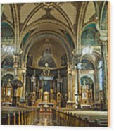 St. John Cantius Wood Print