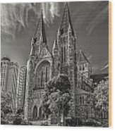 St John Cathedral Wood Print