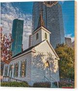 St. John Church Wood Print