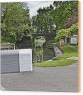 St Johns Lock Wood Print