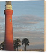 St. Johns River Lighthouse II Wood Print