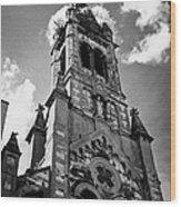 St Josephs Chapel Sailortown Belfast Northern Ireland Uk Wood Print