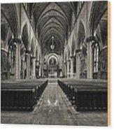 St Joseph's IIi Wood Print