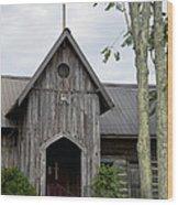 St. Joseph's-on-the-mount Episcopal Church   Wood Print