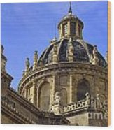 St Justo And Pastor Church Wood Print