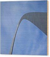 St. Louis - Gateway Arch 7 Wood Print