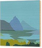 St. Lucia - W. Indies II Wood Print