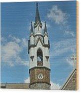 St. Mark's Episcopal Church Grand Rapids Wood Print