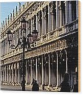 St. Mark's Square Venice Italy Wood Print