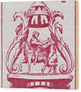 St Martin - Brotherhood Of Stick Wood Print