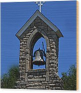 St Mary Magdalene Church Fayetteville Tennessee Wood Print