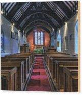 St Mary Magdalene Wood Print