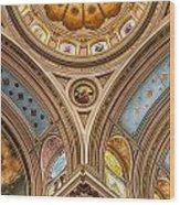 St. Mary Of The Angels Splendor Wood Print