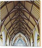 St Mary's Cathedral Wood Print