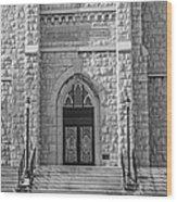 St. Mary's Church - Port Washington 4  Wood Print
