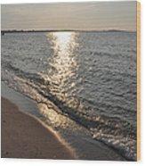 St Marys County Sunrise Wood Print