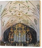 St Michael's Bamberg Wood Print