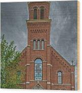 St Micheals Church Wood Print